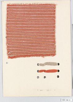 BAUHAUS ARCHIVE, Gunta Stölzl (German, Munich 1897–1983 Zurich, Switzerland)