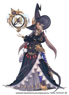 FINAL FANTASY XIV「占星術師」