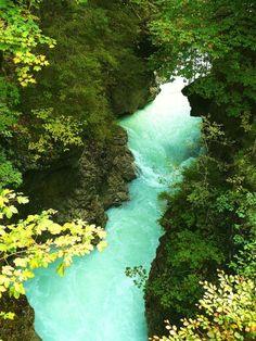 Rissbach Gorge, Austria