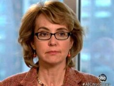 Gabrielle Giffords - I admire her courage.