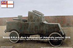 """""""Armored Cars, Self-Propelled Guns, First World War, WWI, Great War, World War One, Trucks, Cars, Primera Guerra Mundial, Coches Blindados 1ª GM"""""""