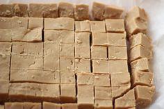 Creamy Peanut Butter Fudge Recipe by Barefeet In The Kitchen