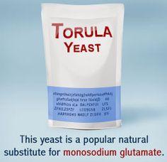 Fact about Torula yeast