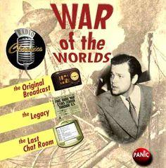 Cinelodeon.com: La Guerra de los Mundos. Orson Welles.