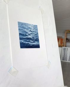 Small Canvas Paintings, Mini Canvas Art, Watercolor Paintings Tumblr, Watercolor Artists, Paul Klee Art, Wave Illustration, Watercolor Architecture, Great Works Of Art, Painting Art