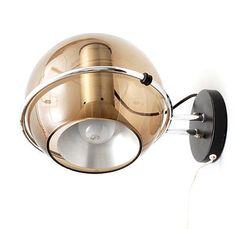 Raak+Globe+2000++Glass+Sphere+Wall+Lamp+Space+by+ModernSpaceDesign,+€350.00