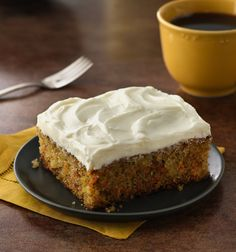 From our family to yours, a classic carrot cake you'll want to make and enjoy over and over again. Pro tip: Toss the shredded carrots with the flour before combining with other ingredients. It makes for a better distribution of the carrots throughout the cake.