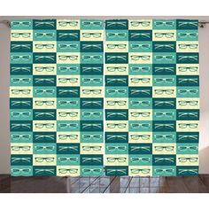 59 Best Ideas For Living Room Curtains Turquoise Patterns Living Room Decor Pictures, Living Room Decor Eclectic, Living Room Red, Living Room Shelves, Window Drapes, Curtains, Living Room Rug Placement, Eclectic Wallpaper, Rustic Master Bedroom