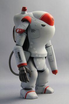 Ma.K. - Rocketumblr Machine Image, Combat Armor, Robotech Macross, Vintage Robots, Smart Robot, Robot Design, Designer Toys, Space Marine, Action Figures