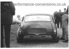 Neville Trickett MiniSprint GTS1098cc