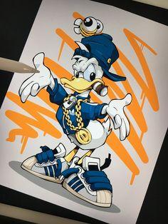 Cheo (@cheograff) | Twitter Graffiti Drawing, Cool Art Drawings, Street Art Graffiti, Disney Drawings, Art Drawings Sketches, Arte Do Hip Hop, Hip Hop Art, Graffiti Cartoons, Graffiti Characters