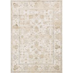 Loloi Rugs Torrance Ivory Area Rug & Reviews | Wayfair