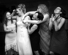 THE ART OF WORKING WITH  ON-CAMERA FLASH AT WEDDINGS
