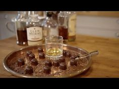 Chocolate Whiskey Truffles by Paul A. Young - YouTube