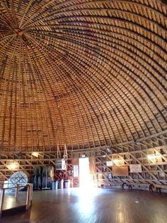 The Old Round Barn (Arcadia, Oklahoma)