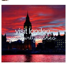 Going to london and every where in england for my graudtion ! (In like 2 years lol)>>>> yes we are my sis