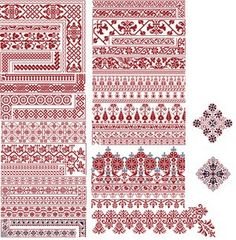 Needleprint needlework embroidery quaker school girl ackworth judith hayle tokens of love samplers antique goodhart montacute edwina ehrman . Cross Stitch Borders, Cross Stitch Designs, Cross Stitch Patterns, Knitting Charts, Knitting Stitches, Knitting Patterns, Chart Design, Pattern Design, Patterned Carpet