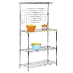 2 Shelf Baker's Rack