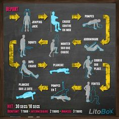 HIIT exercises include brief yet substantial workout sessions, which is why it is very crucial for the pre-workout diet plan to be high in energy. Fitness Workouts, Yoga Fitness, At Home Workouts, Hitt Workout, Calisthenics Workout, Workout Diet, Jumping Jacks Workout, Street Workout, Workout Session