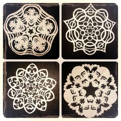 The Great Paper Snowflake Group