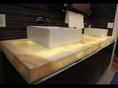 1000 Ideas About Onyx Countertops On Pinterest