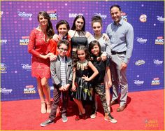 Stuck in the Middle cast at the Radio Disney Music Awards 2016