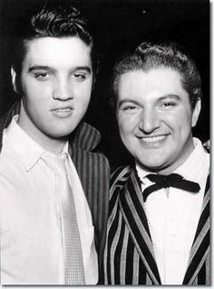 Elvis & Liberace...where's Lee's hand!?