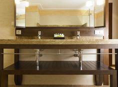 Baño Junior Suite.