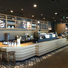 Starbucks at Beijing Yizhuang.