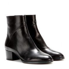 Dries Van Noten - Leather boots - mytheresa.com GmbH