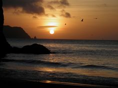 Playa Medina, Península de Paría