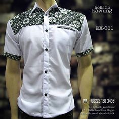 African Wear Styles For Men, African Shirts For Men, African Clothing For Men, African Men Fashion, Dress Shirts For Women, Mens Shirts Sale, Mens Designer Shirts, Island Style Clothing, Filipino Fashion