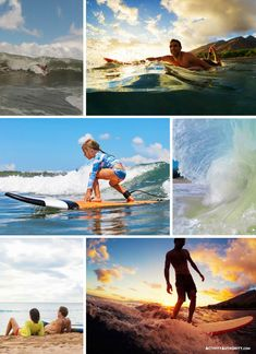 Not only is Maui a world renowned surfing hub for people of all levels/ages, but who better to learn from than enthusiastic and fun Maui surfers in Kihei. Trip To Maui, Maui Vacation, Hawaii Surf, Hawaii Travel, Ocean Activities, Hawaiian Islands, Kayaking, Places To Go, Surfing