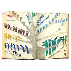 The Birds are Infinite from Bruno Munari Zoo Artist Journal, Artist Sketchbook, Children's Book Illustration, Altered Books, Childrens Books, Illustrators, Scrapbooking, Branding, Doodle