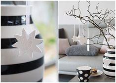 Hauszeit: Kaltporzellan - ein kleines DIY zur Vorweihnachtsz...