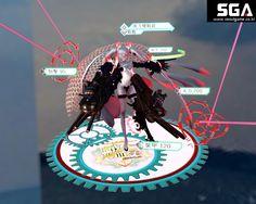 게임학원,3D모델링,3D캐릭터,3D배경,모델링,서울게임아카데미 지지인 학생작품