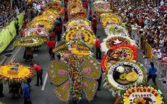 Desfile de Silleteros, Medellín