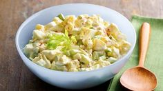 It wouldn't be a potluck without the potato salad. We've got 9 easy recipes from classic and creamy to our new favorite: Roasted Vegetable Potato Salad.