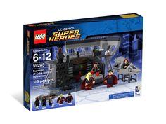 Supergirl CW show as a Lego set.