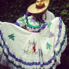 traje tipico aguascalientes -