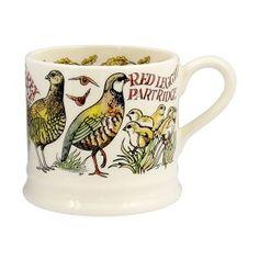 Babymug Game Birds - Emma Bridgewater - Pine-apple - Importeur Emma Br