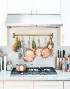 12 DICAS PARA MANTER A COZINHA ORGANIZADA E LINDA #cozinha #Organização