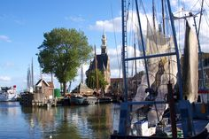 """My Oma was born in Hoorn and her Familie Fresen lived here for many generations.     """"My home town Hoorn in the Netherlands, a beautiful place to live. Photo is made by: Lucas van Loenhout! #Hoorn #photo #inspiring"""""""