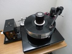 Callas J.C.Verdier Audiophile Turntable, High End Turntables, Hi End, High End Audio, Phonograph, Hifi Audio, Record Player, Boombox, Audio Equipment