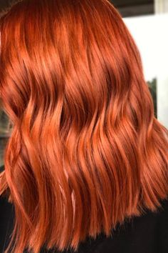 Matrix Hair Color, Red Hair Color, Red Hair Formulas, Schwarzkopf Hair, Copper Hair, Hair Coloring, Ginger Hair, Blow Dry, Shades Of Red
