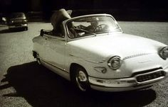 Panhard PL 17 Cabriolet