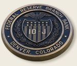Money Museum, The Seal of Federal Reserve Bank of Kansas City, Denver Branch