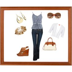 Spring, created by sammyzstyle on Polyvore