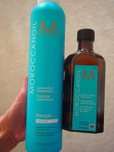 Moroccanoil Products - Great for healthy hair!