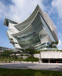 The Star by Aedas [Future Architecture: http://futuristicnews.com/category/future-architecture/]